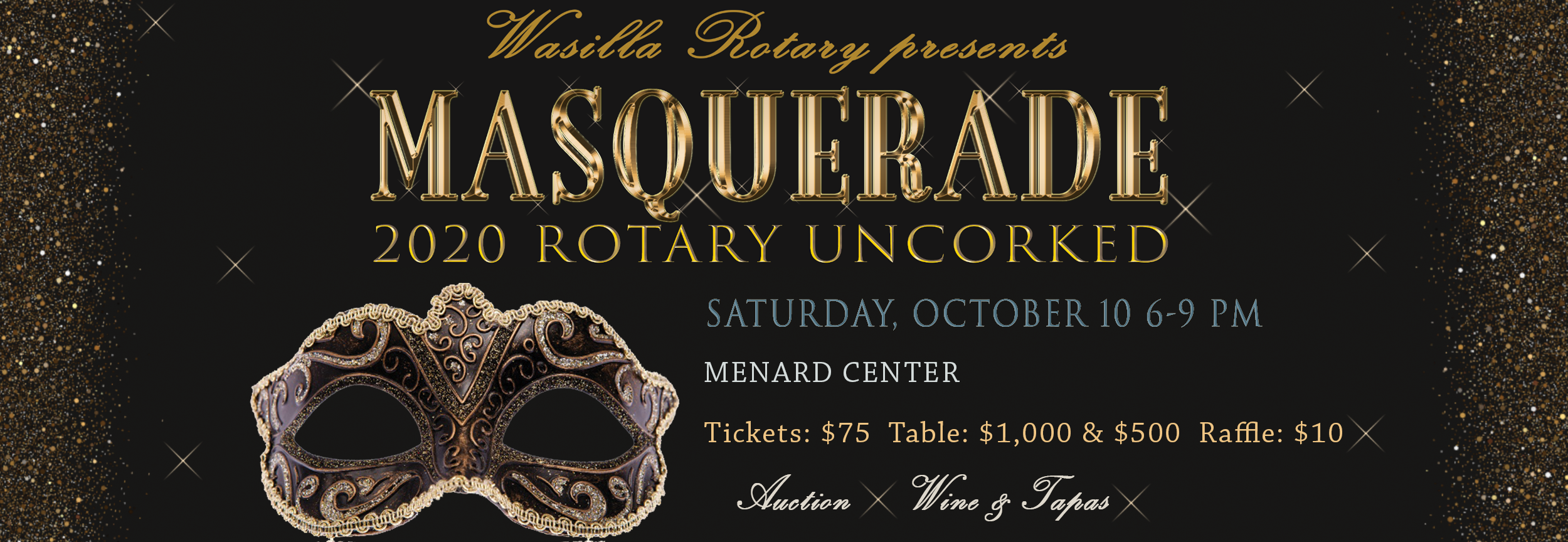 Rotary Uncorked